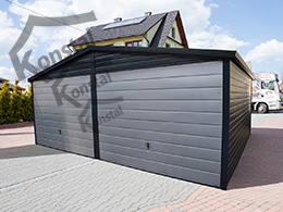 6 x 5 sedlová strecha SUPERLINE PLUS v2