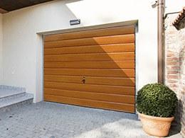 Brána výklopná 2.50 x 2.20 m