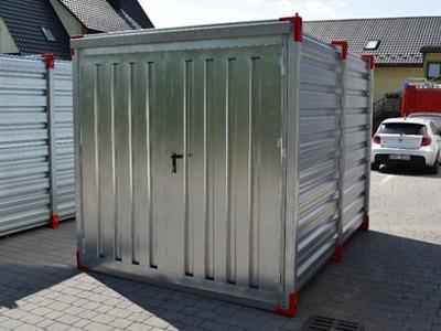 Skladový kontajner 2 m