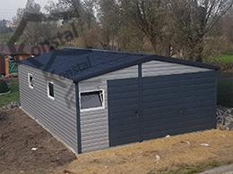 5x5 sedlová strecha  EXTRALINE