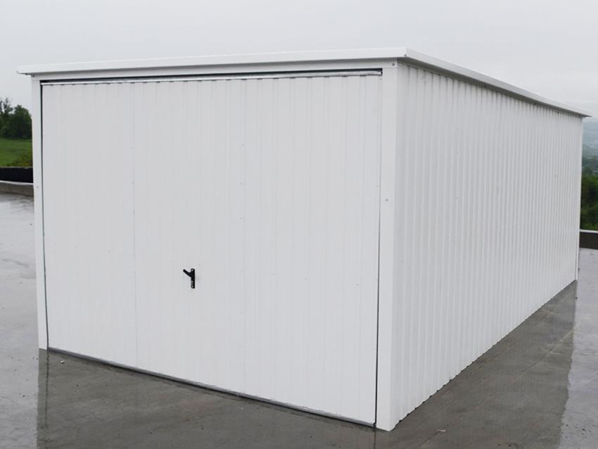 3x5  BIELY za cenu POZINKU - ZDARMA